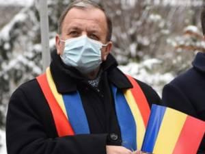 Președintele PNL al Consiliului Județean Suceava, Gheorghe Flutur