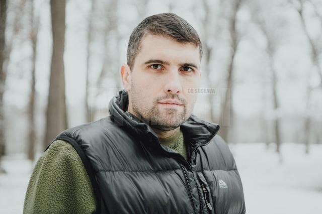 Dan Șumovschi, inginer la Asociația Plaiul Bucovinei