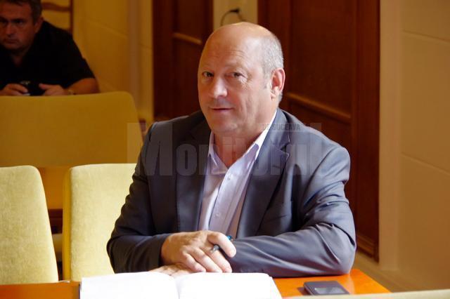 Primarul din Vatra Dornei, Ilie Boncheș