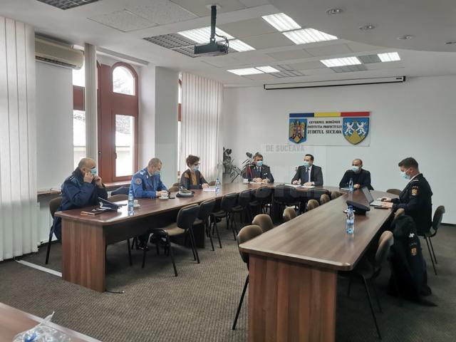 Comitetul Județean pentru Situații de Urgență Suceava