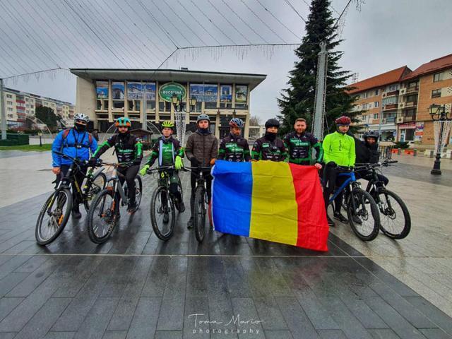 Ziua Bucovinei, sărbătorită pe bicicletă, pe un traseu de 30 de km