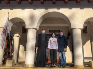 """Campania """"Sânge pentru viață!"""", inițiată de Fundația Umanitară Nord 2001, Arhiepiscopia Sucevei și Spitalul Județean Suceava"""