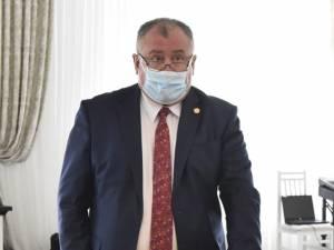 Primarul din Cornu Luncii, Gheorghe Fron