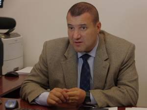 Comisarul-șef Radu-Ionuț Obreja, fostul șef al Serviciului Permise și Înmatriculări Suceava