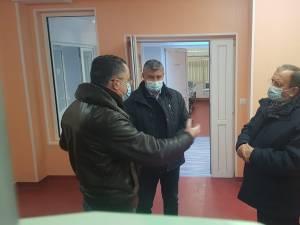 Gheorghe Flutur consideră că noul spital din Falticeni va fi unul de nivel european