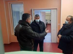 Gheorghe Flutur consideră că noul spital din Fălticeni va fi unul de nivel european