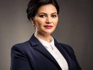Larisa Blanari, candidat pe listele PSD Suceava pentru un mandat de deputat în Parlamentul României
