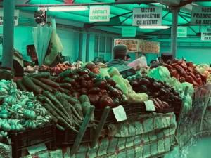 Piața Centrală și Piața Burdujeni vor fi redeschise la interior, de sâmbătă, 5 decembrie