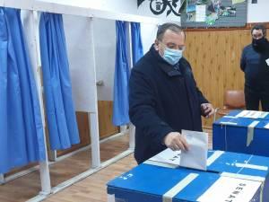 Gheorghe Flutur: Am votat pentru bunăstare, siguranță, un trai decent, pentru investiții mari în această zonă