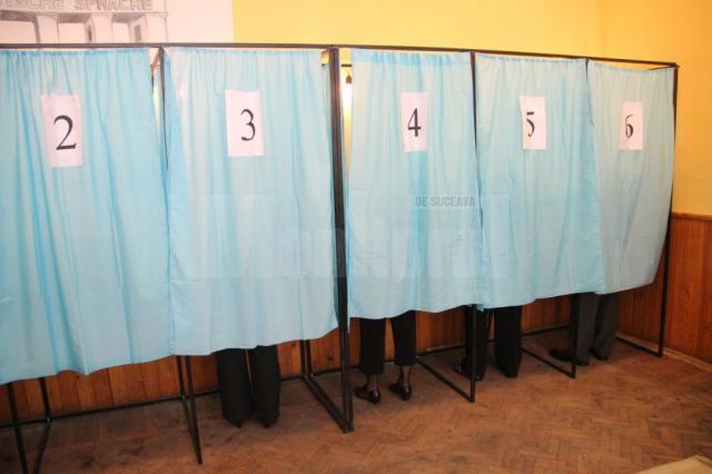 Peste 26.000 de suceveni au votat până la ora 10.00