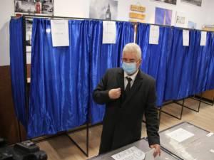 Ion Lungu și-a dat votul pentru o echipă competentă care este capabilă să asigure dezvoltarea județului și a României