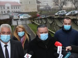 Deputatul PNL de Suceava Ioan Balan și-a exprimat votul pentru dezvoltarea Sucevei și a României