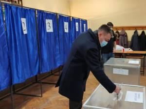 Bogdan Gheorghiu: Am votat pentru o administraţie centrală orientată spre dezvoltare