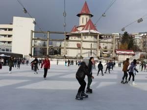 Patinoarul Areni va fi deschis de miercuri, 9 decembrie, dar cu noi reguli de funcționare