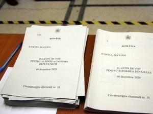 Modul în care ar putea să fie împărțite mandatele de parlamentar din județul Suceava