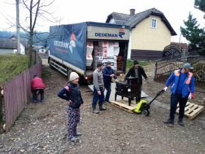 Voluntarii Asociației Tinerilor Ortodocși Suceveni continuă să facă fapte bune
