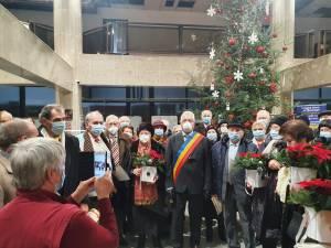 Cuplurile de Aur, sărbătorite la Primăria Suceava, în condiții de pandemie, în decembrie 2020 1