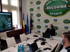 Gheorghe Flutur a discutat despre primele variante de traseu ale autostrăzii A7