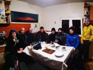 Salvatorii și cei pe care i-au ajutat, reuniți la Cabana Meteo