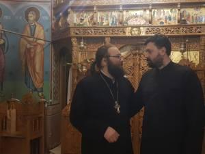 Pr. Dan Damaschin din Iași și pr. Petru Balabasciuc din Păltiniș -  Panaci