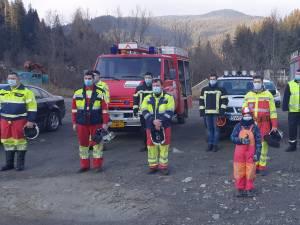 Echipajele pregatite de interventie in zona arondata de peste 600 km patrati