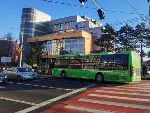 Program special la transportul public în comun din Suceava, în perioada Crăciunului