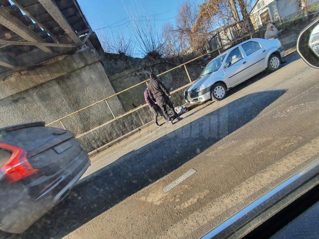 Accidentat mortal în zona trecerii de pietoni aflate în apropiere de pasarela de la Șcheia