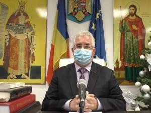 Primarul Sucevei, Ion Lungu, a prezentat bilanțul principalelor realizări și nerealizări ale anului 2020