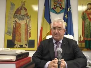 Ion Lungu recomandă petrecerea sărbătorilor în familie și să nu se meargă cu colinda