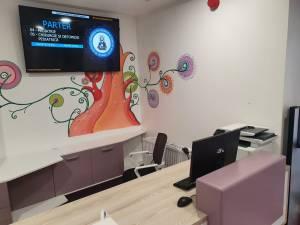 Centrul de vaccinare anti-Covid din Ambulatoriul Spitalului Suceava