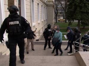 """""""Lotul"""" arestaților din dosarul care privește faptele de corupție de la Serviciul Permise și Înmatriculări"""
