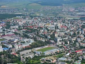 Municipiul Suceava rămâne în scenariul galben încă 14 zile