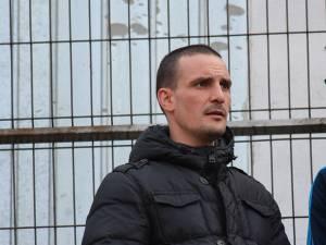 Iulian Ionesi, antrenorul formației Bucovina Rădăuți