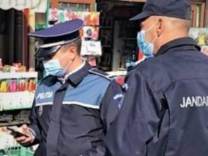 1300 de persoane și 60 societăți comerciale, verificate de polițiști privind respectarea măsurilor de protecție și limitare a răspândirii pandemiei de coronavirus