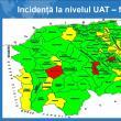 """Trei localități în """"scenariul roșu"""" și 17 fără nici un caz de infecție în evoluție, în județul Suceava"""