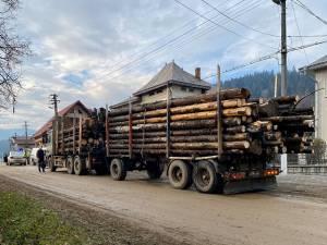 Camionul indisponibilizat în ultima zi din 2020