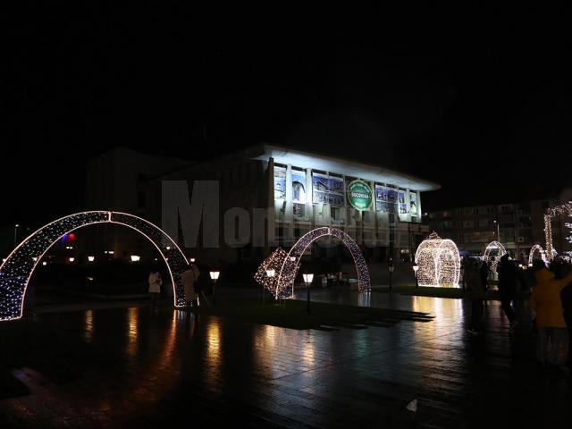 Suspectul de tâlhărie a fost prins luni seara pe Esplanada Casei de Cultura Suceava