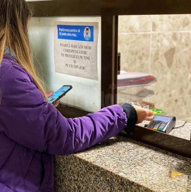 Taxele și impozitele locale în Suceava pot fi plătite la ghiseu dar și online