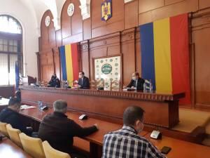 Şedinţa CJSU din 6 ianuarie