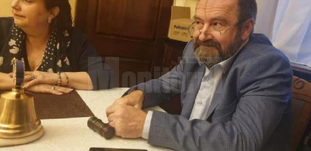 A murit Sorin Dăniloaia, președintele fondator al Rotary Club Fălticeni