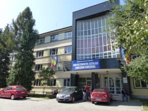 Inspectoratul Școlar Judeţean (IŞJ) Suceava