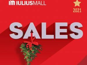 Reduceri de până la 70% în magazinele din Iulius Mall Suceava