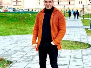 Polițistul rutier Gabriel Liuță