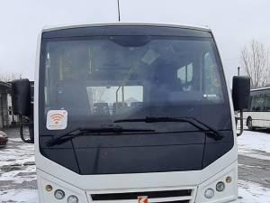 Microbuzul de pe linia 15