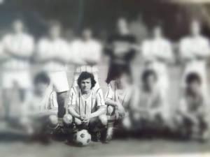 Mihai Turiţă şi-a dedicat întreaga viață fotbalului şi familiei. Foto duminicapetarla.ro