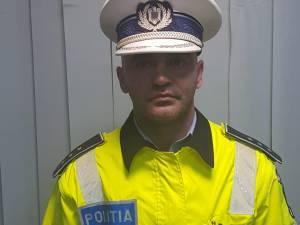 Polițistul rutier Alexandru Duțuc, împuternicit șef la Serviciul Permise și Înmatriculări