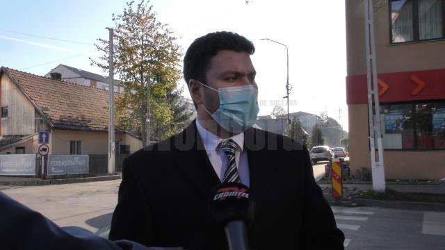 Primarul Bogdan Loghin