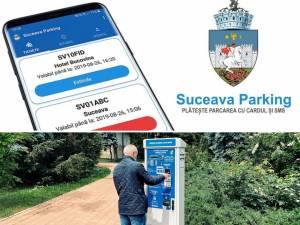 Încasări de peste un milion de lei, generate de cele 11 parcări cu plată, dintre care 9 supraterane, din municipiul Suceava