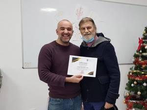 Institutul Bucovina și maestrul Mihai Pânzaru-PIM, colaborare de peste un deceniu în acțiunile de incluziune socială prin artă