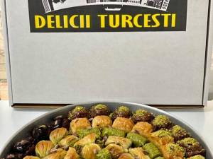 Deliciile Turcești, la Iulius Mall